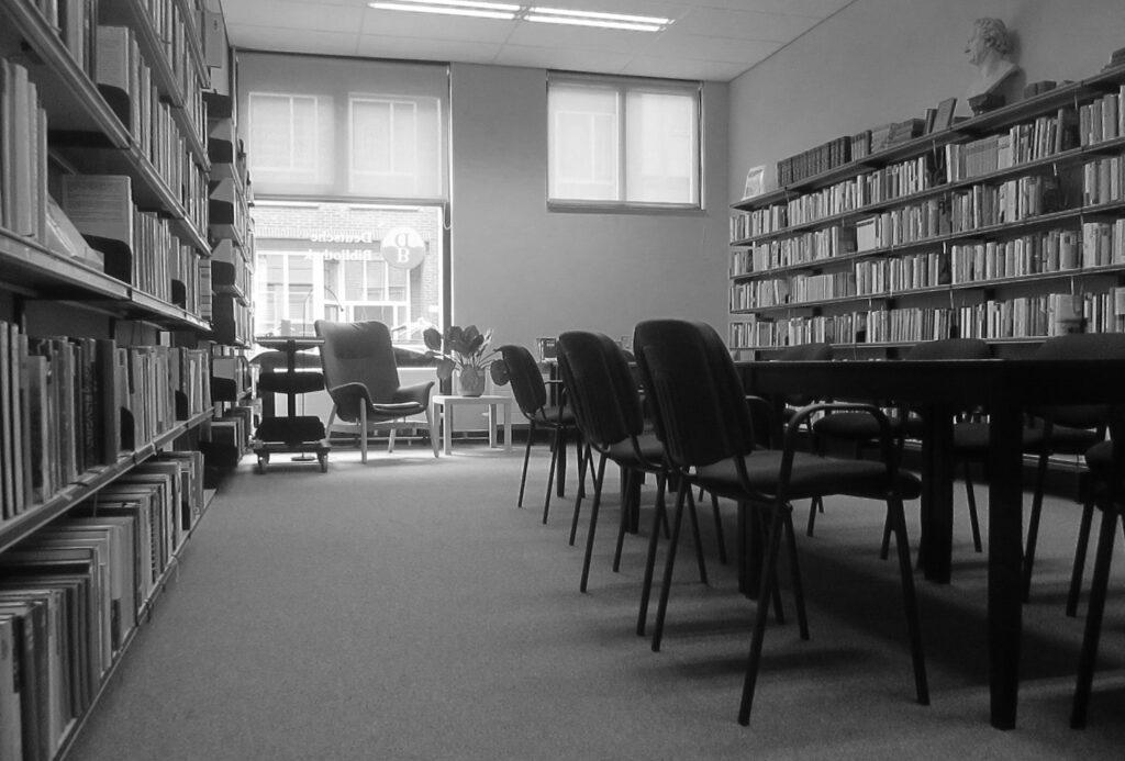 Bibliotheek Zeeheldenkwartier